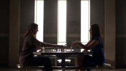 Lillian and Lena play chess together
