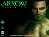 Arrow Season 2.5 digital logo