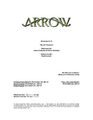 Arrow script title page - Blast Radius.png