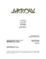 Arrow script title page - City of Blood.png