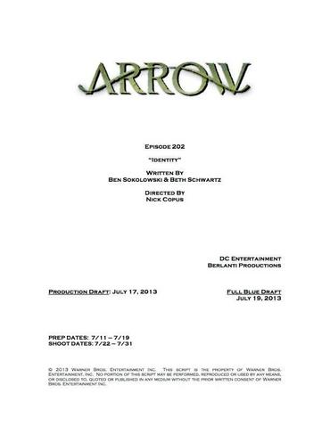 File:Arrow script title page - Identity.png