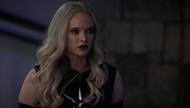 Caitlin Frost tells Black Lightning to calm down