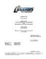 DC's Legends of Tomorrow script title page - Pilot, Part 2.png