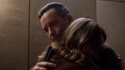Jesse cries on the shoulder H.R.