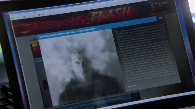 File:An article about the Burning Man on Saved by The Flash.png