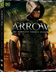 Arrow - Complete Fourth Season