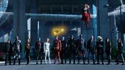 Bohaterowie Ziemi-1 stają do walki z nazistami z Ziemi-X (4)