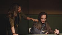 Dinah interrogates Faust