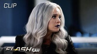 The Flash Season 6 Episode 4 There Will Be Blood Scene The CW