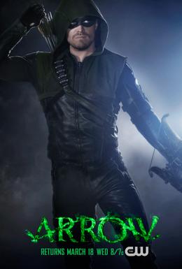 Arrow - Returns March 18