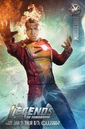 Legends of Tomorrow - Firestorm Promo