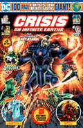 Crisis on Infinite Earths Giant 2 cover