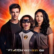 The Flash season 5 West-Allen family promo