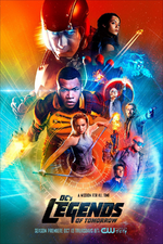 DC's Legends of Tomorrow Season 2 poster - A Misson For All Time