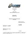 DC's Legends of Tomorrow script title page - Zari.png