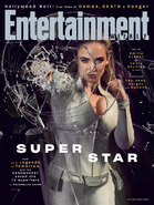 DC's Legends of Tomorrow season 5 - Entertainment Weekly cover