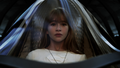 Kara in her pod preparing to be rocketed away from Krypton.png