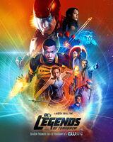 Temporada 2 (DC's Legends of Tomorrow)