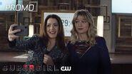 Supergirl Season 5 Episode 14 The Bodyguard Promo The CW