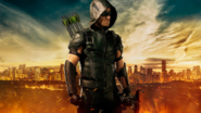 Primer vistazo a Green Arrow