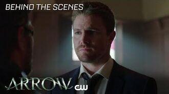 Arrow Inside Deathstroke Returns The CW