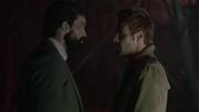 Constantine i Corrigan zabijają porywacza dziewczynek (7)
