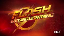 Chasing Lightning title card