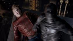 Zoom tenta matar Jay Garrick