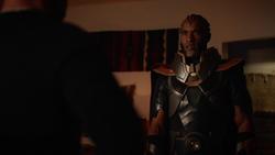 Novu tells Oliver of his fate