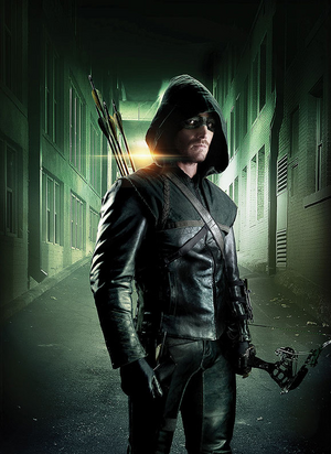 The Arrow season 3 promotional image