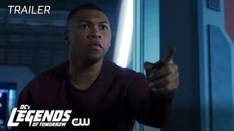 DC's Legends of Tomorrow Helen Hunt Trailer The CW