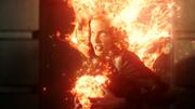Soviet Firestorm throw fire blast