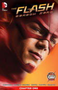 The Flash Season Zero chapter 1 digital cover