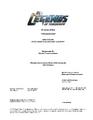 DC's Legends of Tomorrow script title page - Freakshow.png