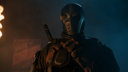 Grant Wilson as Deathstroke (Earth-16)
