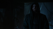 Oliver Queen as the Spectre