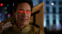 Eobard at Iris