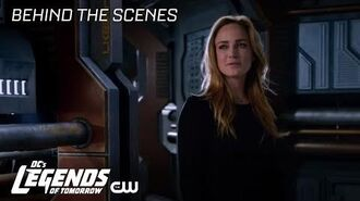 DC's Legends of Tomorrow Inside DC's Legends Season 3 Behind The Scenes The CW
