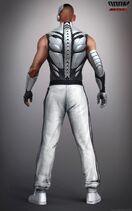 Doom Patrol - Cyborg Concept Art 3