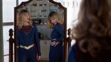J'onn and M'gann adjust to having Kara's body