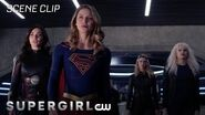Supergirl Fort Rozz Scene The CW
