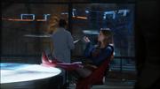 Supergirl flippant