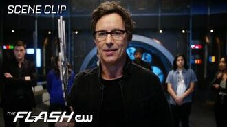 The Flash Lose Yourself Scene The CW
