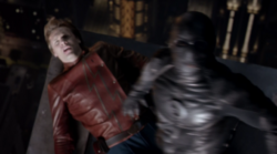 Zoom tries to kill Jay Garrick
