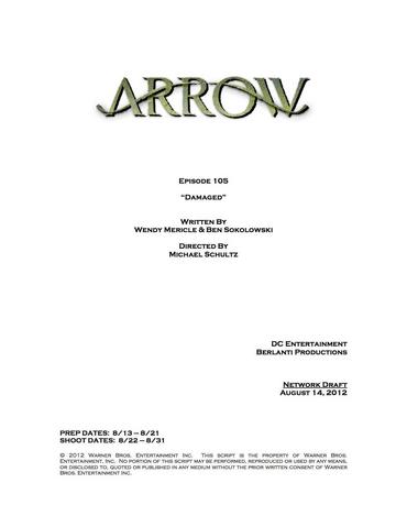 File:Arrow script title page - Damaged.png