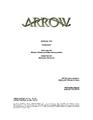 Arrow script title page - Damaged.png