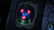 Brainiac symbol on Kara's ship