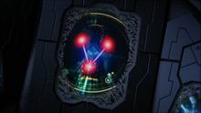Brainiac symbol on Kara's ship
