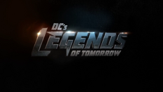 DC's Legends of Tomorrow title card