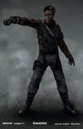 Deadshot concept artwork